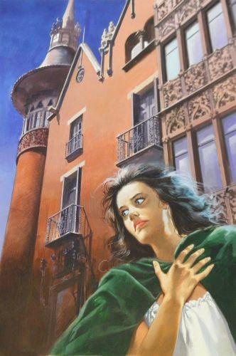 Originalzeichnung (0658) Gonzalez