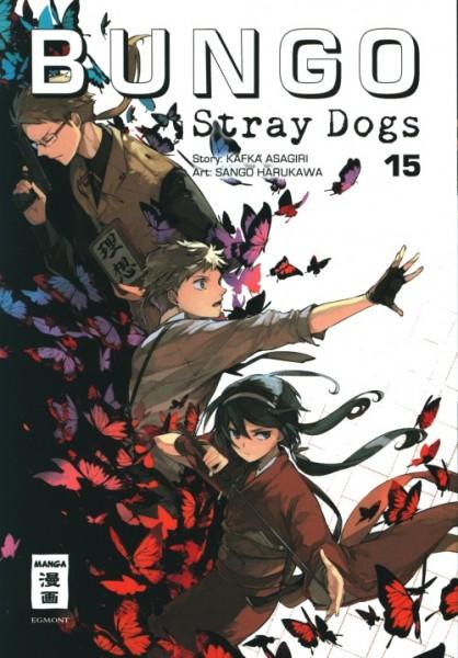 Bungo Stray Dogs 15
