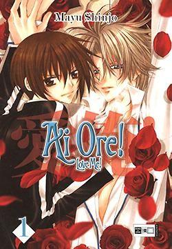 Ai Ore! Love me! (EMA, Tb.) Nr. 1-5 kpl. (Z2)