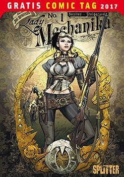 Gratis Comic Tag 2017: Lady Mechanika