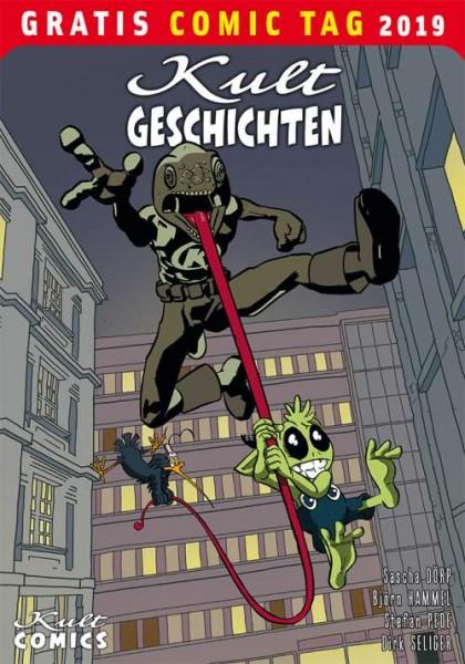Gratis Comic Tag 2019: Kult Geschichten (05/19)