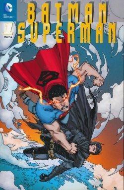 Batman - Superman 1 Variant B
