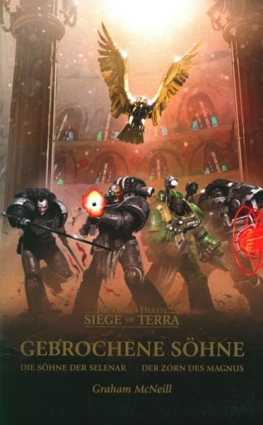 Warhammer 40.000 - Horus Heresy: Gebrochene Söhne
