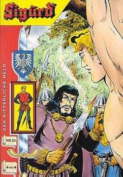 Sigurd 23 (Cover 4) limitiert