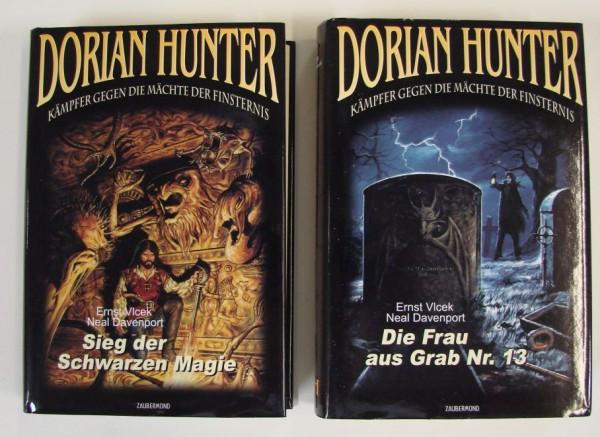 Dorian Hunter (Zaubermond, B.) Nr. 1-26 zus. (Z1)