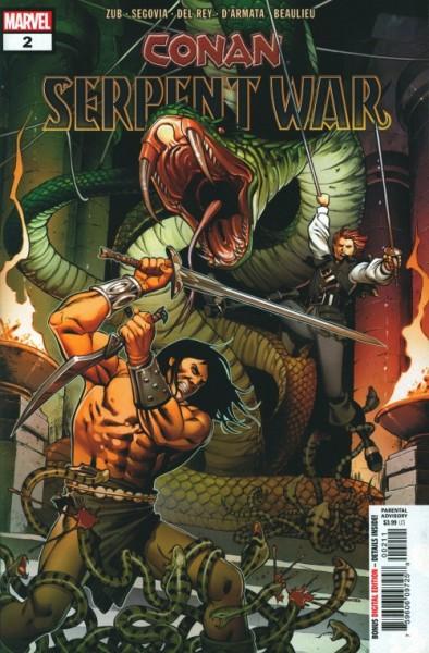 US: Conan Serpent War 2