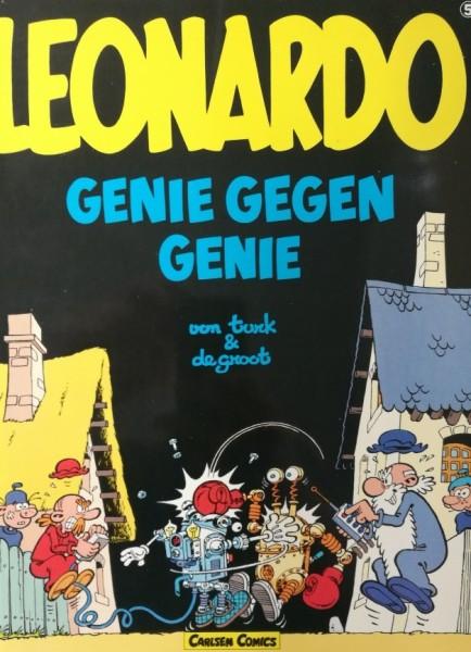 Leonardo (Carlsen, Br.) 1.Auflage Nr. 1-5