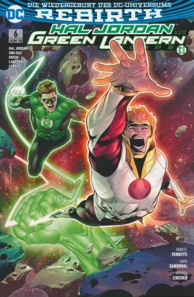 Hal Jordan und das Green Lantern Corps 6
