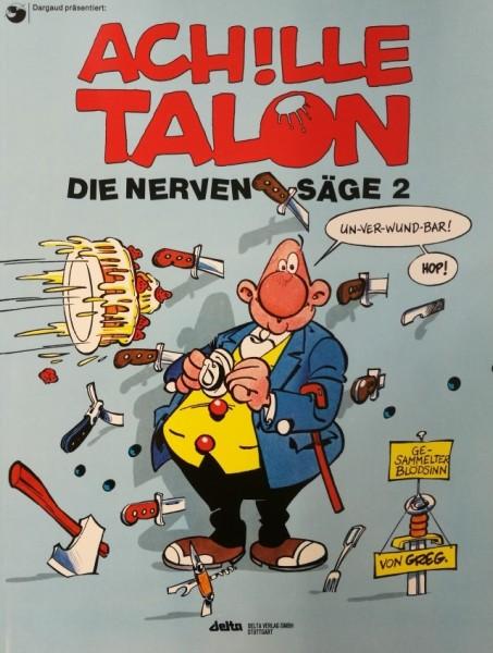 Achille Talon (Delta, Br.) Nr. 1+2 kpl. (Z1)