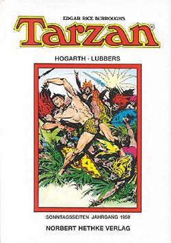 Tarzan Hardcover 1950