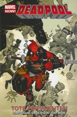 Deadpool - Marvel Now! Paperback 1 SC