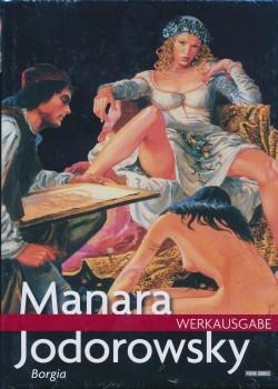 Manara Werkausgabe (Panini, B.) Nr. 15,16