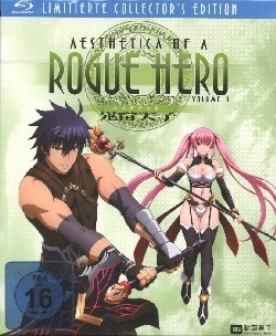 Aesthetica of a Rogue Hero Vol.3 Blu-ray
