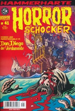 Horror Schocker 41