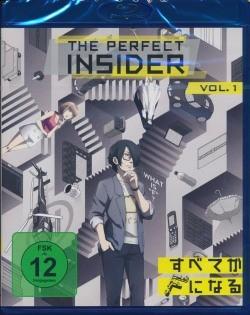 The Perfect Insider Vol. 1 Blu-ray