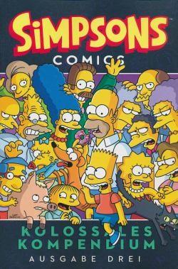 Simpsons Kolossales Kompendium 3