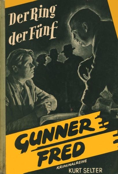 Gunner Fred Leihbuch Ring der Fünf (Helios)