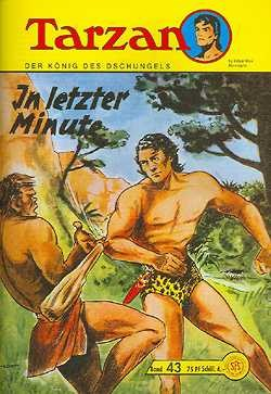 Tarzan Lehning Großband 43