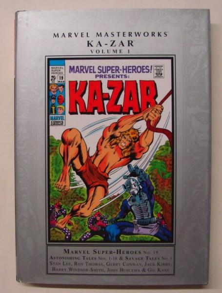 Marvel Masterworks - Ka-Zar HC (Z1) ab Vol.1