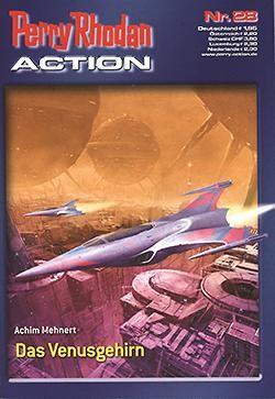 Perry Rhodan Action 28