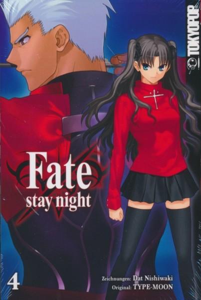 Fate / Stay Night 04