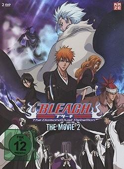 Bleach - The Movie 2: DiamondDust Rebellion DVD