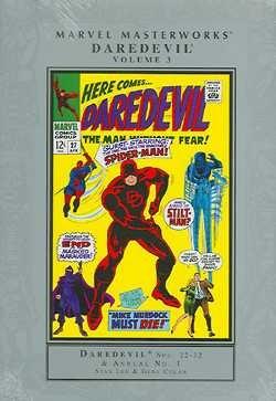 US: Marvel Masterworks: Daredevil Vol.3 HC
