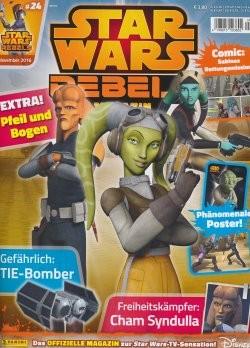 Star Wars Rebels Magazin 24
