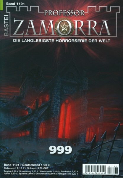 Professor Zamorra 1191