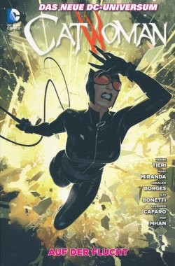 Catwoman (2012) 9
