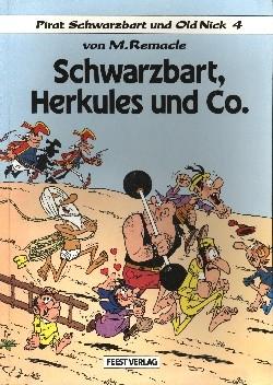 Pirat Schwarzbart und Old Nick (Feest, Br.) Nr. 1-9
