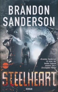 Sanderson, B.: Die Rächer 1 - Steelheart