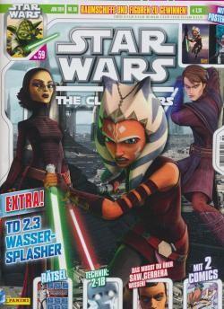 Star Wars: The Clone Wars Magazin 59