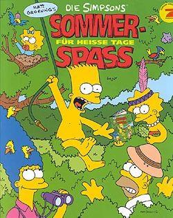 Simpsons Sommerspaß für heiße Tage