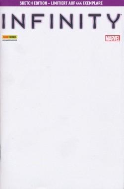 Infinity 3 Variant Blank Edition