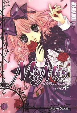 Momo - Little Devil (Tokyopop, Tb.) Nr. 1-7 kpl. (Z1-2)