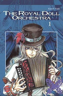 Royal Doll Orchestra (Carlsen, Tb.) Nr. 1-5 kpl. (Z2)