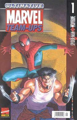 Ultimative Marvel Team-Ups (Panini, Gb.) Nr. 1-6 kpl. (Z0-1)