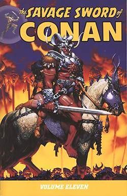 US: Savage Sword of Conan Vol.11