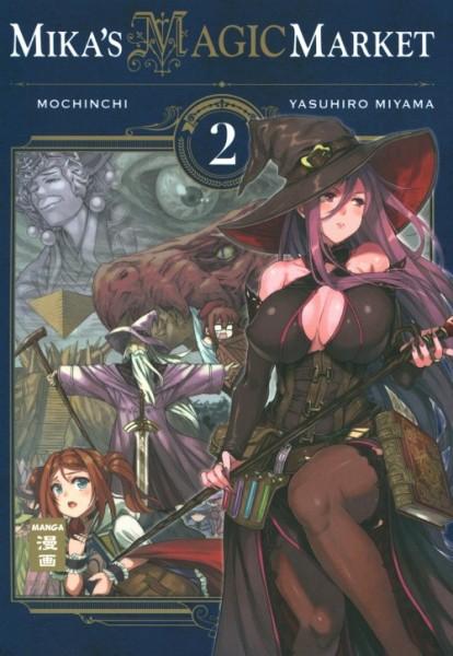 Mika's Magic Market 2