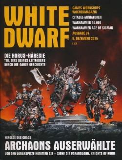 White Dwarf 2015/97
