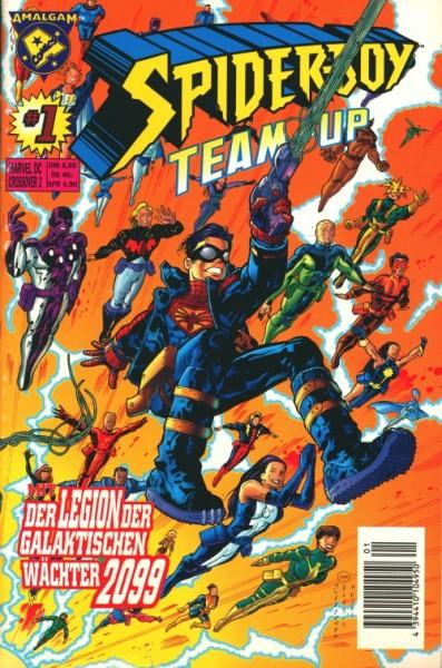 Marvel DC Crossover (Marvel, Gb.+Br.) Nr. 1-18,20-28,30-33