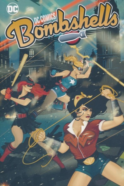 DC Comics Bombshells 2 Variant Leipzig