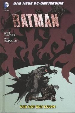 Batman (2012) Paperback 1 HC
