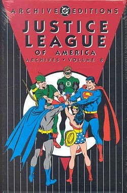 US: Justice League Archives Vol.08