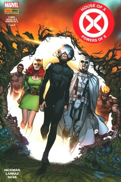 X-Men: House of X & Powers of X 1 (von 4)
