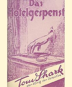 Tom Shark (Reprints, Vorkrieg) Romanheftreprints Nr. 1-500