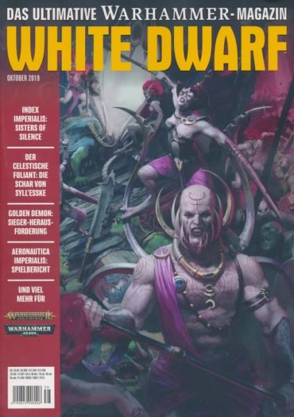 White Dwarf 2019 Nr.10 Oktober