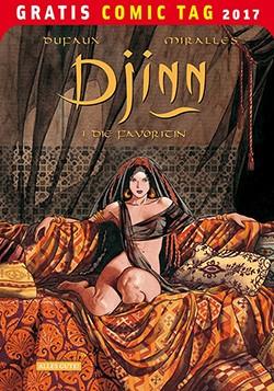 Gratis Comic Tag 2017: Djinn