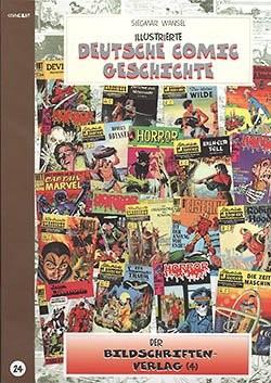 Illustrierte Deutsche Comicgeschichte 24